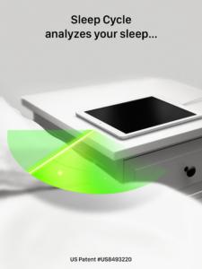 Sleep Cycle 5.2 iPad analyzes your sleep