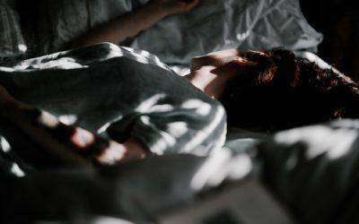 Sleeping Human