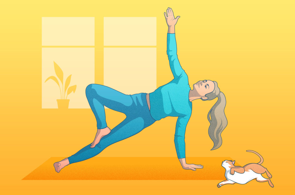 Sleep better by moving your body